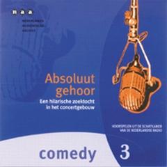 Audioboek Absoluut gehoor