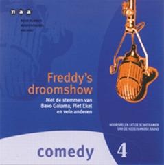 Audioboek Fredy's droomshow