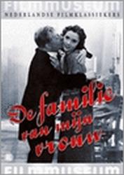 DVD De familie van mijn vrouw