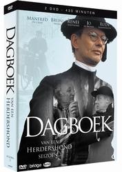 DVD Dagboek van een Herdershond 2