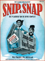 DVD Snip en Snap Uit het plakboek van de revue