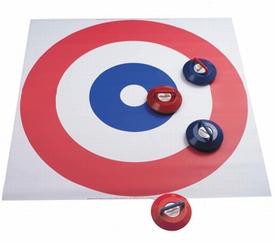 Kurling & Bowls cirkelmat