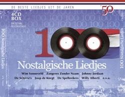 CD 100 Nostalgische liedjes jaren 50