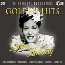 CD Billy Holiday Golden Hits