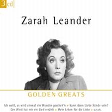 CD Zarah Leander Golden Greats