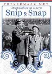 DVD Topvermaak Snip & Snap