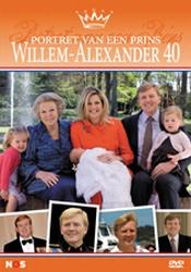 DVD Willem Alexander 40