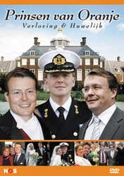 DVD Prinsen van Oranje