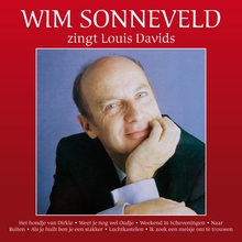 CD Wim Sonneveld zingt Louis Davids