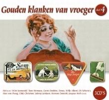 CD Gouden klanken van vroeger, deel 4