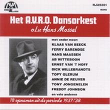 CD Het A.V.R.O. Dansorkest o.l.v. Hans Mossel