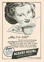 Wissellijst AH Koffie & Thee