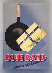 Wissellijst Blue Band