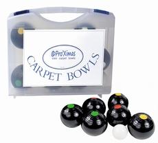 Set mini Koersbal & Carpet Bowls