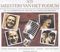 CD AR  Meester van het podium 5-CD