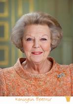 A3 voorbeeldplaat Beatrix