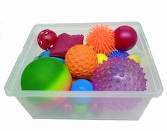 Set Multi-sensorische ballen/tastmateriaal