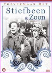 DVD Topvermaak met Stiefbeen en Zoon