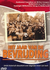 DVD Het jaar van de bevrijding