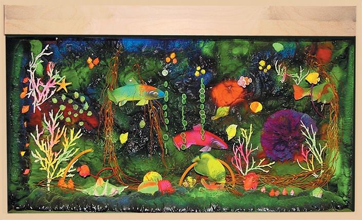 wanddecoratie aquarium � msnoelcom