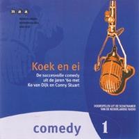 Audioboek Koek en Ei