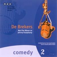 Audioboek De Brekers