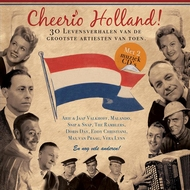 Bk+CD Cheerio Holland
