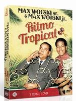 CD + DVD Max Woiski Ritmo Tropical