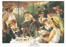 A3 voorbeeldplaat puzzel Renoir