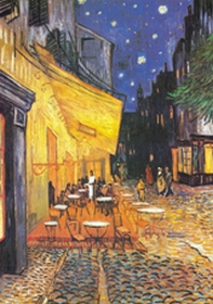 A3 puzzel Van Gogh´s Nachtcafé