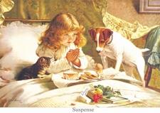 A3 Voorbeeldplaat Ontbijt op bed