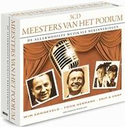 CD AR  Meesters van het podium 3-CD