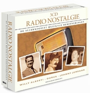 CD AR Radio Nostalgie 3-CD