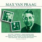 CD AR Max van Praag