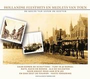 CD AR Hollandse Feesthits en Medleys van Toen