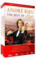 DVD The best of life André Rieu