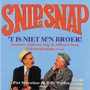 CD Snip & Snap 't is niet mijn broer