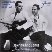 CD Johnny and Jones  Two Kids and a Guitar