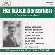 CD Het A.V.R.O. Dansorket o.l.v. Klaas van Beeck