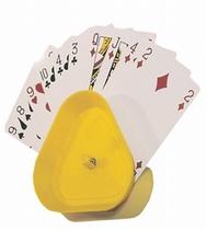 Driehoek kaarthouder