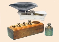 Wissellijst Bascule & Gewichten
