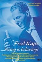 DVD Fred Kaps