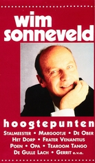 DVD Wim Sonneveld's -hoogtpunten-