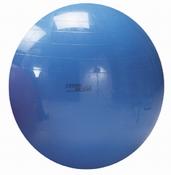 Zitbal Classic Plus, blauw 65 cm diam