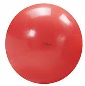 Zitbal Classic Plus, rood 55 cm diam