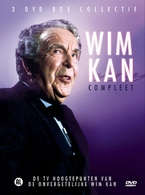 DVD Wim Kan Compleet