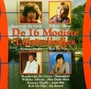 CD 16 mooiste luisterliedjes