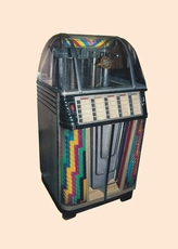 Wissellijst Jukebox