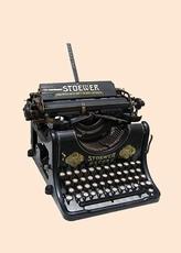 Wissellijst Stoewer typemachine