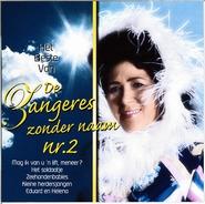CD Zangeres zondernaam (nr2)